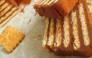 Торт з печивом і згущеним молоком без випічки — як готувати з вівсяного, пісочного, галетного або ламаного