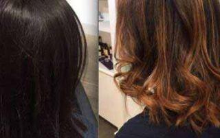 Брондування волосся — техніка фарбування в домашніх умовах і салоні з фото до і після